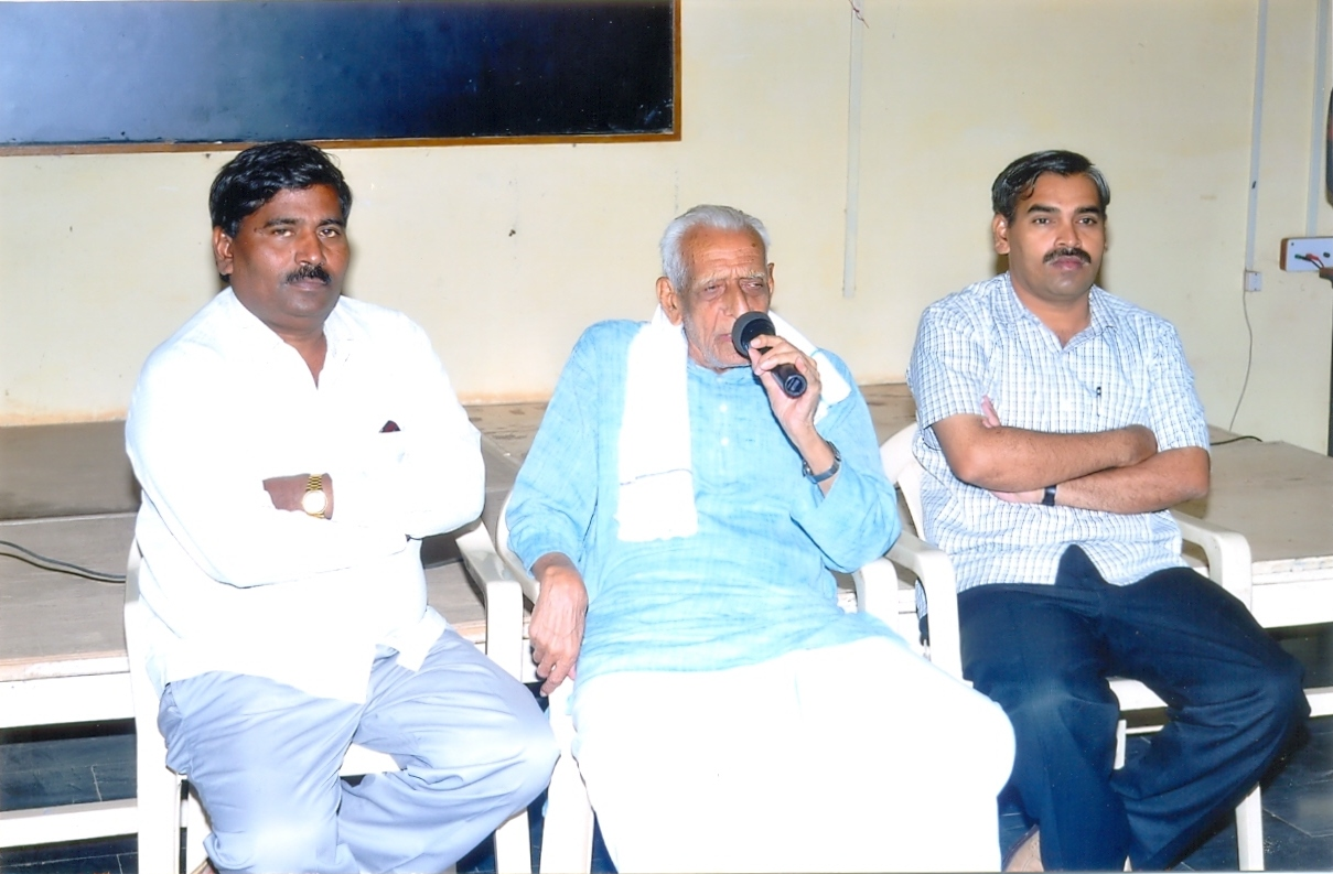 Great freedom fighter Sri. Doreswamy speach
